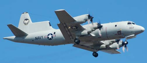 Lockheed NP-3D Orion, BuNo 150499, #337 of VX-30