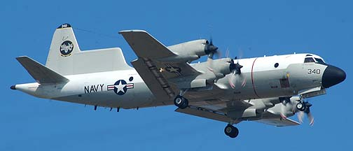 Lockheed NP-3D Orion, BuNo 150522, #340 of VX-30