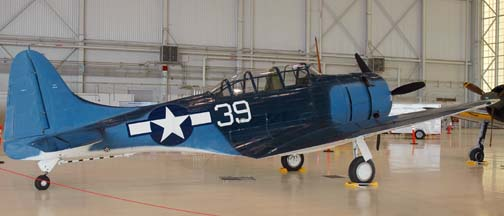 Douglas SBD-5 Dauntless, NX670AM