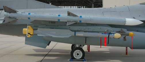 AIM-120 Advanced Medium-Range Air-to-Air Missile and IRIS-T