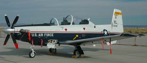 Raytheon T-6A Texan II, 02-3648, 85th Flying Training Squadron Tigers