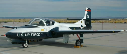 Cessna T-37B Tweety, 67-14671, 80th Flying Training Wing