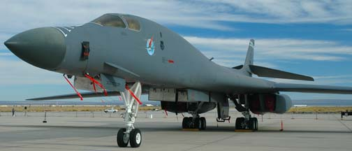Boeing Rockwell B-1B Lancer, 85-0068, 412th Test Wing