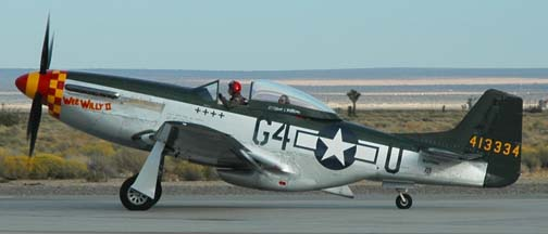 North American P-51D Mustang, NL7715C Wee Willy II