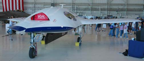 Boeing X-45A Unmanned Combat Air Vehicle