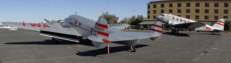 Santa Maria Experimental Aircraft Association Fly-in, Saturday, October 21, 2006