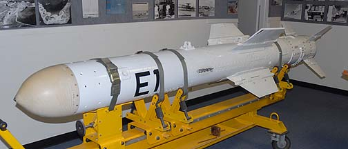 AGM-84 Harpoon anti-shipping missile