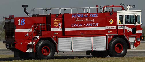 Federal Fire Ventura County Crash Rescue 18