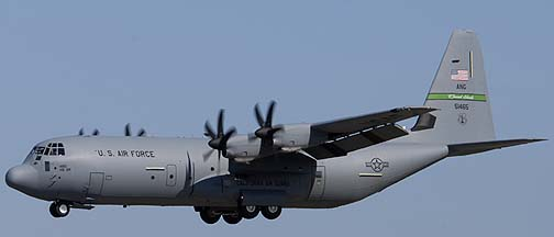 C-130J-30 05-1465 of the 115th Airlift Squadron