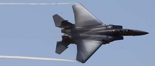 McDonnell-Douglas F-15E-47 Strike Eagle 89-0485 of the 4th Fighter Wing
