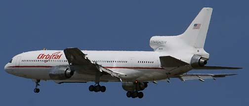Orbital Sciences Lockheed L-1011 N140SC Stargazer