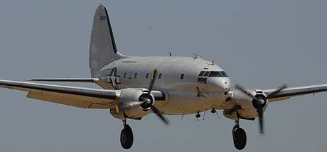 Curtiss C-46 Commando survivors