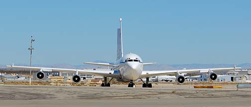 Boeing C-135C Stratolifter, 61-2669 Speckled Trout, September 26, 2007