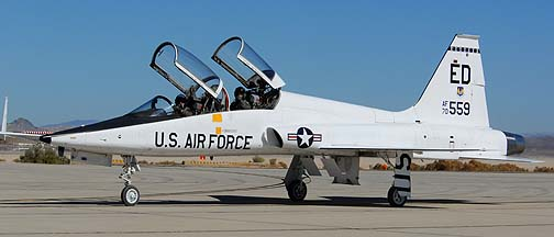 Northrop T-38A Talon 70-1559 of the 412th Test Wing, September 26, 2007