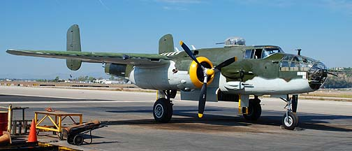 North American B-25J Mitchell N30801 Executive Sweet