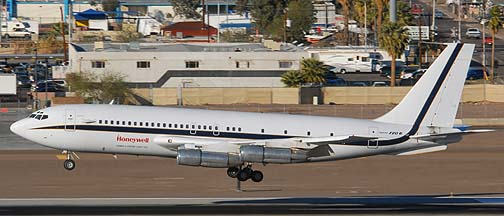 Honeywell Boeing 720 Engine Testbed, Phoenix, December 27, 2007