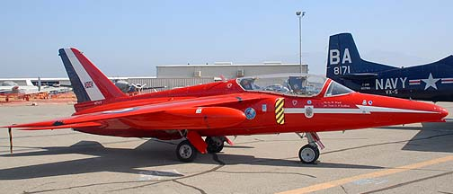 Folland Gnat T.1, N7HY