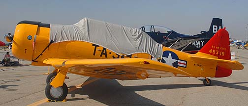 North American SNJ-6 Texan, N349JB