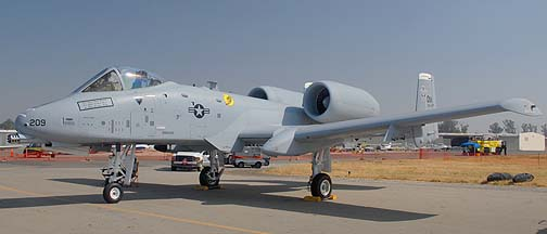 Fairchild-Republic A-10A Thunderbolt II, 355th Fighter Wing