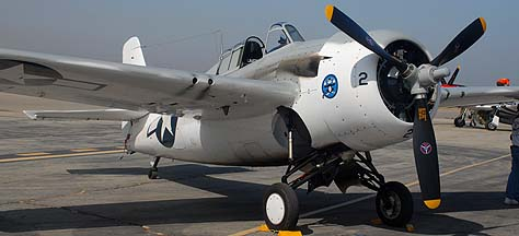 General Motors FM-2 Wildcat N86572