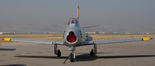 North American F-86F Sabre NX186AM