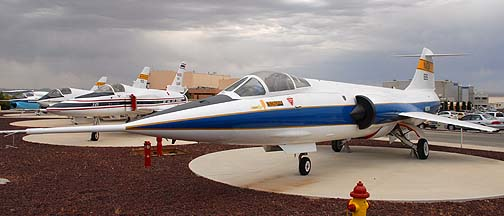 Stormy Day at Edwards Air Force Base, May 29, 2009