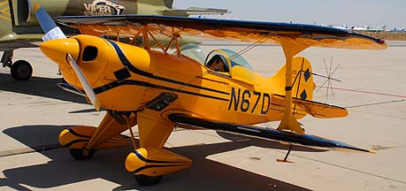 Pitts S-1 N67D