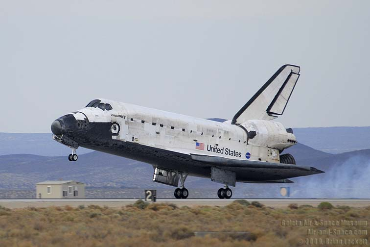 Space Shuttle Tires After Landing - Pics about space