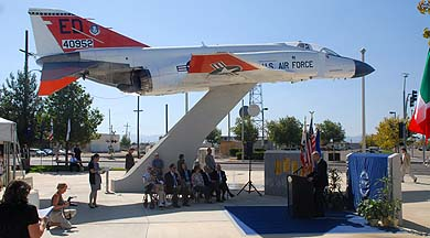 Aerospace Walk of Honor, September 19, 2009