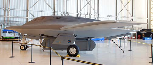 Northrop-Grumman X-47C Unmanned Combat Air Vehicle mock-up