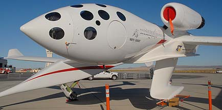 Scaled Composites White Knight N318SL