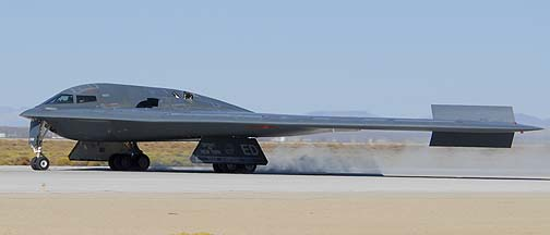 Northrop-Grumman B-2A Block 10 Spirit AV-3 82-1068 Spirit of New York of the 412th Test Wing