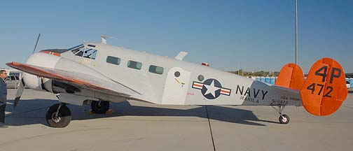 Beechcraft C-45H Expeditor N181MH