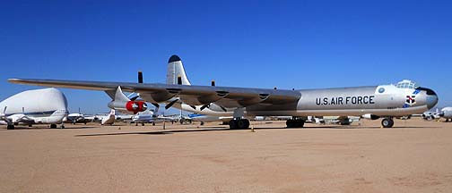 B-36J-75(III), 52-22827 at Pima Air Museum, Arizona