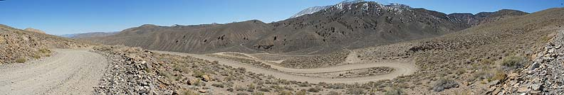 Panoramic view of Marble Canyon