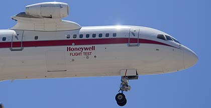 Honeywell 757 Engine Testbed N757HW, May 1, 2010