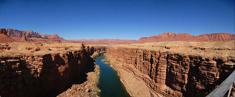 Marble Canyon, September 25, 2010