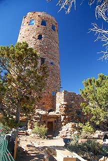 Desert View Watchtower, September 24, 2010
