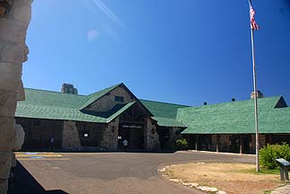 North Rim Lodge, September 25, 2010