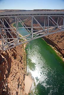 Navajo Bridge, September 25, 2010