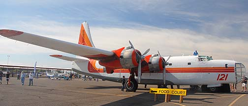 Consolidated P4Y-2 Privateer N2871G, , October 23, 2010