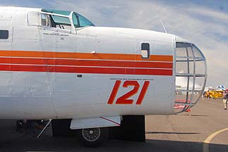 Consolidated P4Y-2 Privateer N2871G, Copperstate Fly-in, October 23, 2010