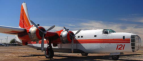 Consolidated P4Y-2 Privateer N2871G, Casa Grande, November 6, 2010