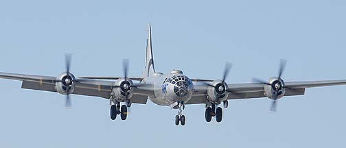 Boeing B-29 Superfortress Fifi N529B, Deer Valley, November 15, 2010