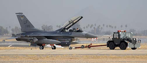 F-16D Block 25B 83-1185 62nd Fighter Squadron Spike