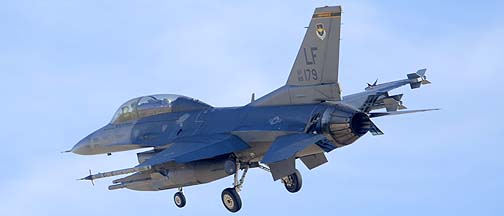 F-16D Block 42G 89-2179 310th Fighter Squadron Top Hats