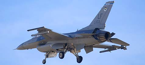 F-16C Block 40G 89-2103 309th Fighter Squadron Wild Ducks