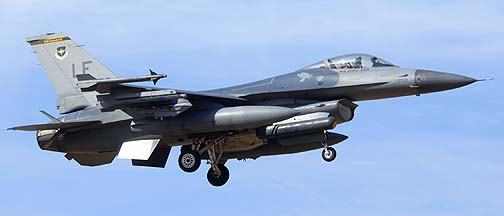 F-16C Block 42J 90-0752 310th Fighter Squadron Top Hats