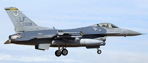 F-16C Block 42D 88-0508 310th Fighter Squadron Top Hats