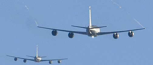AZANG Boeing KC-135R 57-1486 and 63-8023 , December 23, 2010
